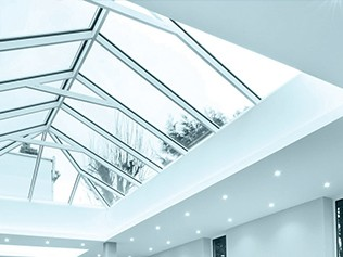 Atriums, roofs and canopies