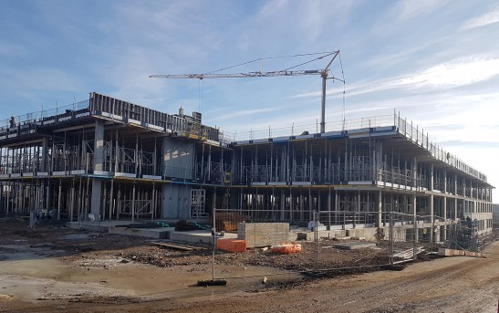 Prima Systems Project Update Ark Elvin Academy Site