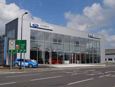 Haynes Ford Showroom, Maidstone