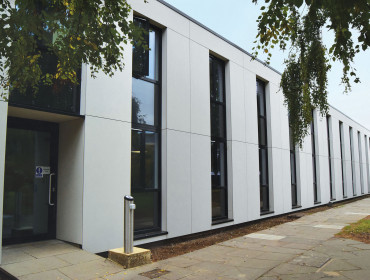 Eliot College Extension, University of Kent