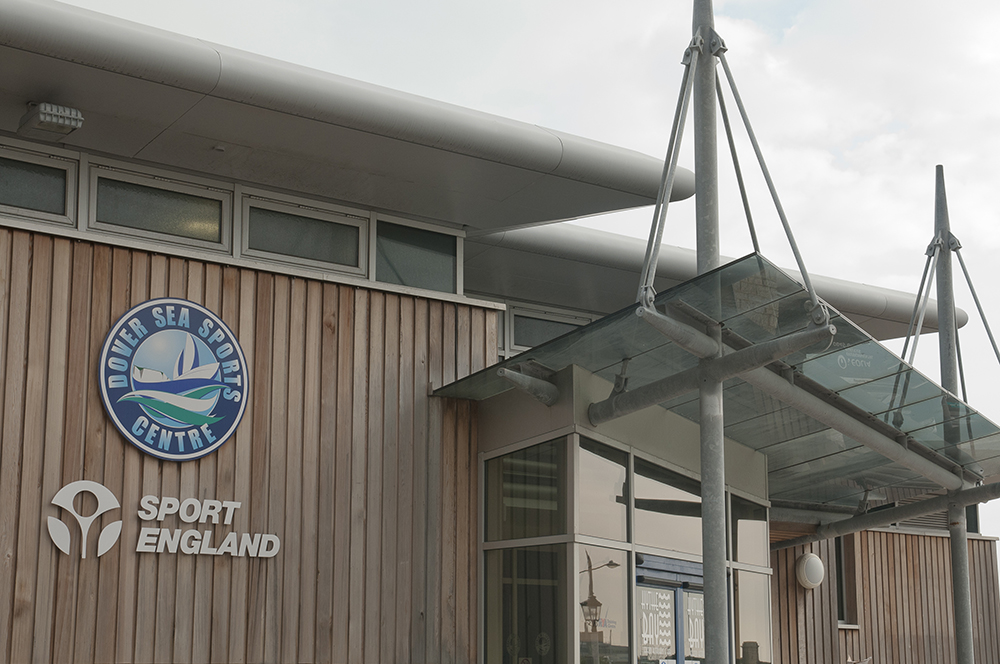 Dover Sea Sports Centre and Hythe Bay restaurant