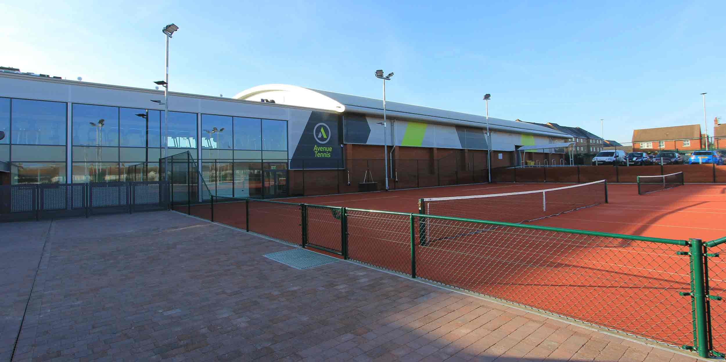 Avenue Tennis Centre, Gillingham